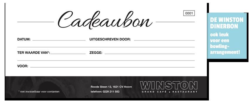Winston Dinerbon